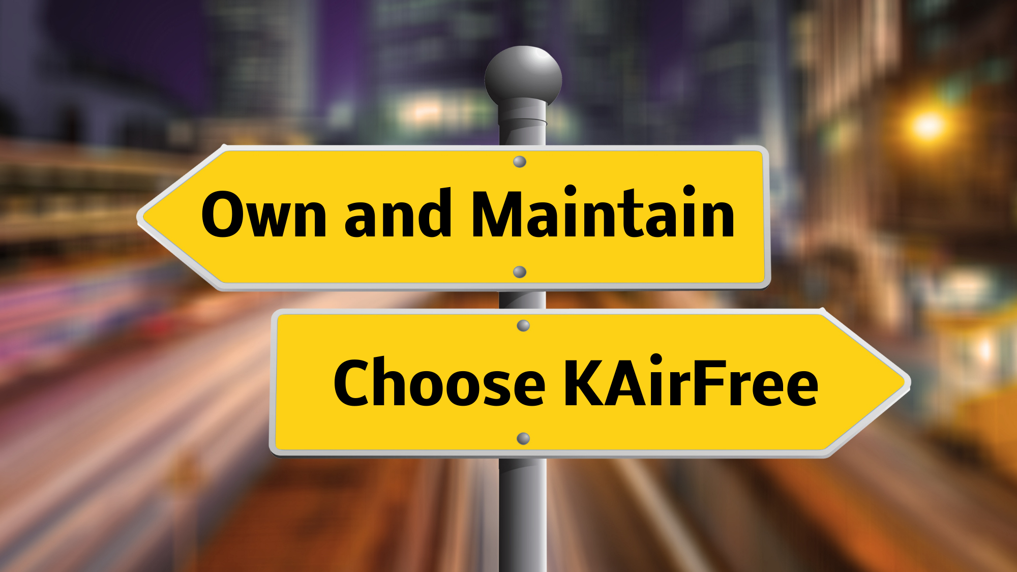 Is KAirFree right for me?